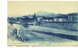 30/ANDUZE, Le Quai (Carte Bleue!) - Anduze
