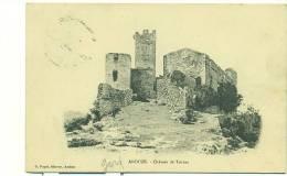 30/ANDUZE, Château De Tornac - Anduze