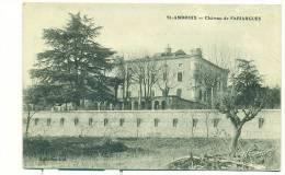 30/SAINT-AMBROIX, Château De FABIARGUES - Saint-Ambroix