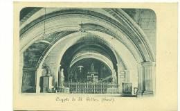 30/SAINT-GILLES, Crypte - Saint-Gilles