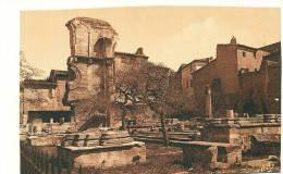 30/SAINT-GILLES, L'Eglise, Ruines De L'ancien Choeur Et La Vis (Carte Rouge) - Saint-Gilles