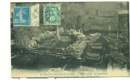 30/SAINT-GILLES, Ruines De La Basilique Abbatiale, Le Vieux Choeur, Vue D'ensemble - Saint-Gilles
