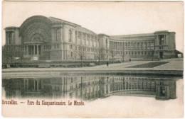 Brussel, Bruxelles, Parc Du Cinquantenaire. Le Musée (pk5864) - Places, Squares