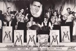 JOSE MORALES ET SON ORCHESTRE ESPAGNOL - Musique Et Musiciens