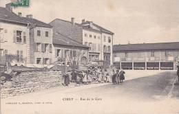 ¤¤  -   CIREY   -   Rue De La Gare  -  Coiffeur   -  ¤¤ - Cirey Sur Vezouze