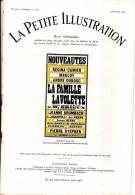 M. Brieux - La Famille Lavolette - La Petite Illustration N° 304 - Théâtre N° 169 - 9 Octobre 1926 - Bücher, Zeitschriften, Comics