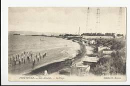 FERRYVILLE , SIDI-ABDALLAH , LA PLAGE - Tunisia