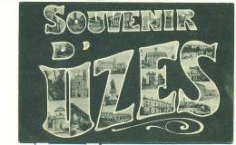 30/UZES,Souvenir D'Uzès - Uzès