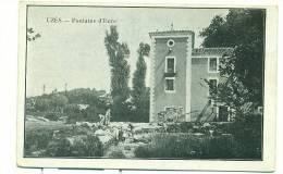 30/UZES, Fontaine D'Eure - Uzès