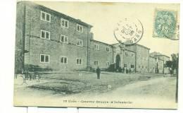 30/UZES, Caserne Brueys (d'infanterie) - Uzès