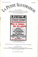 Léopold Marchand - Nous Ne Sommes Plus Des Enfants - La Petite Illustration N° 335 - Théâtre N° 186 - 18 Juin 1927 - Bücher, Zeitschriften, Comics