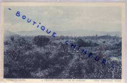GRANDE COMORE SUR LES MONTAGNES - Comores