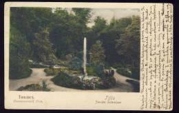 GEORGIA    TIFLIS    1904.        Old Postcard - Géorgie