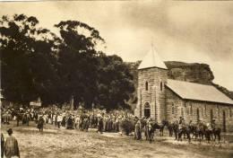 LESSOUTO -Jour De Fête à La Chapelle De BEREA - Lesotho