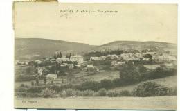 71/ANOST, Vue Générale - Sonstige Gemeinden