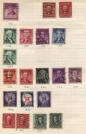United States Of America - 20 Stamps - 20 Timbres - 20 Postzegels - Non Classés