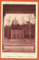 EXPOSITION COLONIALE INTERNATIONALE -PARIS 1931 -EXTREMITE DU VILLAGE SOUDANAIS -Circulé 1931 -Edit. Braun & Cie - Ausstellungen