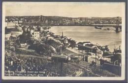 Yugoslavia Belgrade Bridge View 1936 USED - Yugoslavia