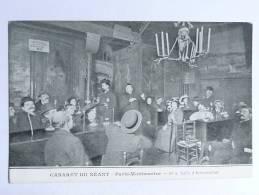 PARIS - MONTMARTRE , Cabaret Du Néant.N° 1, Salle D'Intoxication. - Arrondissement: 18