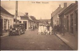PUTTE  Grenszicht 1929 Nr 9518 Douane  Met T Ford - Putte