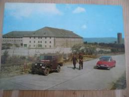 Citroen Ds Caserne Camp Vogelsang 1968 - Turismo
