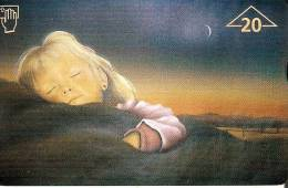 TARJETA DE AUSTRIA DE PINTURA DE HELMUT EICHINGER  (PAINTING) - Pintura