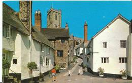 Somerset - Church Town, Minehead    SL2347 - Minehead