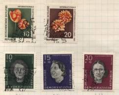 Deutsche Democratisches Republik -  14 Briefmarken - 14 Stamps - 14 Timbres - [6] République Démocratique