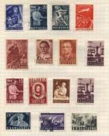 Bulgaria - 15 Stamps - 15 Timbres - 15 Postzegels - Bulgarie