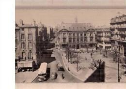 BORDEAUX-La Rue Vital Carles Et La Place Jean Moulin-N5029 - Bordeaux