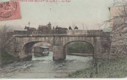 .VILLENEUVE SUR BELLOT ( Le ..pont ) - Autres Communes
