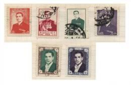 Pakistan - 12 Stamps - 12 Timbres - 12 Postzegels - Pakistan