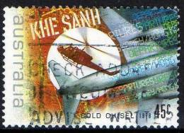 Australia 2001 Rock & Pop Music 45c Khe Sanh - Cold Chisel 1978 Used - Used Stamps