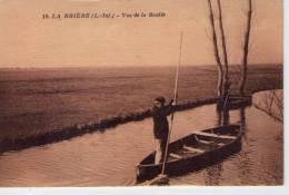 Saint-Joachim..animée..belle Vue De La Boulée..Parc De La Brière..barques..batellerie - Saint-Joachim