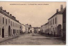 Aigrefeuille..animée..la Grande Rue..route De La Rochelle - Aigrefeuille-sur-Maine