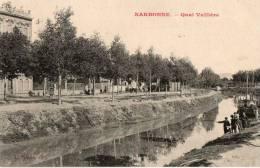 NARBONNE   Quai Vallière - Narbonne