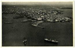 Ciudad Y Puerto De Montevideo - & Air View - Uruguay