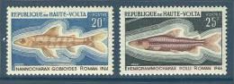 Haute-Volta 1969 ( Fishes ) - MNH (**) - Burkina Faso (1984-...)