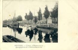 Antwerpen - De Herenthals Kanaal ( Verso Zien ) - Antwerpen