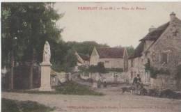 VERDELOT ( Place Du .prieure ) - Autres Communes