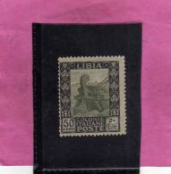 LIBIA 1921 PITTORICA 50 CENTESIMI MNH - Libya