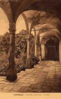 Taormina - Castello Caterina - Cortile - Messina