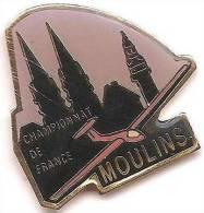 Avion_Championnat De France _Planeur_MOULINS_Allier - Airplanes