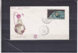 Espace - Telstar - Télécommunications - Saint Pierre Et Miquelon -  Lettre De 1962 - St.Pierre Et Miquelon