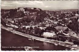 Koblenz An Rhein Und Mosel Ehrenbreitstein (vers 1960) - Koblenz