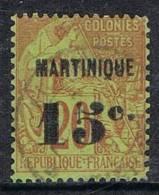 MARTINIQUE N°16 - Martinique (1886-1947)