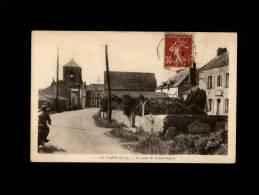44 - LA PLAINE - La Route De Pornic-Nantes - 1 - La-Plaine-sur-Mer