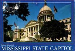 Jackson        Mississipi State Capitol   . - Jackson