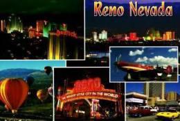 Reno          6 Views The Biggest Little City In The World . - Reno