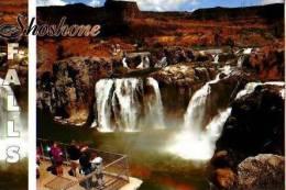 Shoshone         Shoshone Falls   . - Etats-Unis